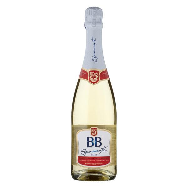 BB Spumante muskotály pezsgő 075 vásárlás