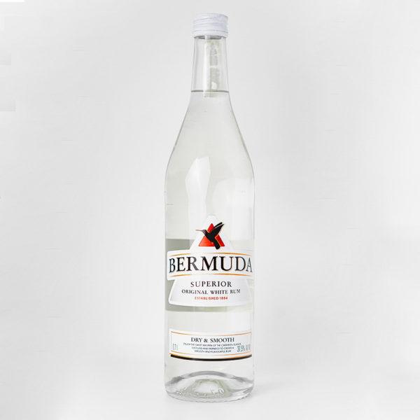 Bermuda White rum 07 375 vásárlás