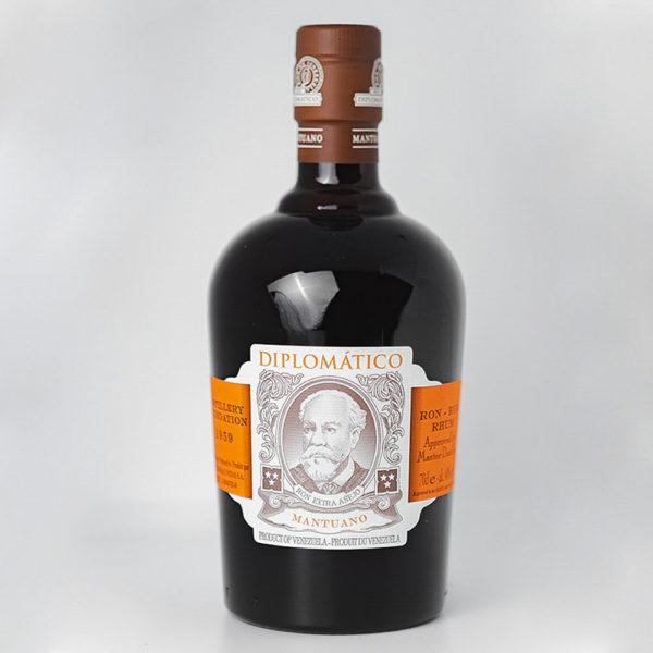 Diplomatico Mantuano 40 Venezuellai rum 07 vásárlás