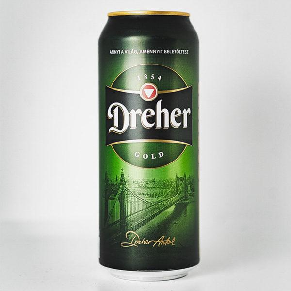 Dreher GOLD 05 dobozos 5 vásárlás