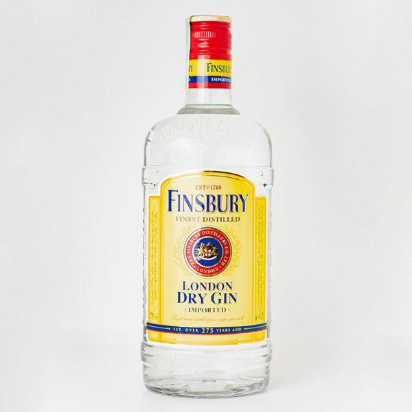 Finsbury London Dry Gin 07 375 vásárlás