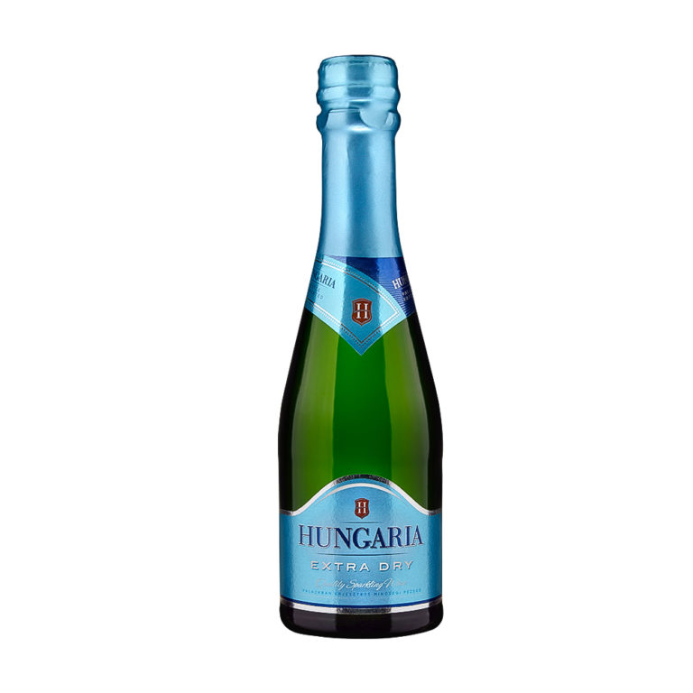 Hungária Extra Dry különleges száraz fehér pezsgő 02 vásárlás