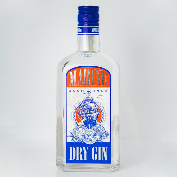 Marine Dry Gin 05 375 vásárlás