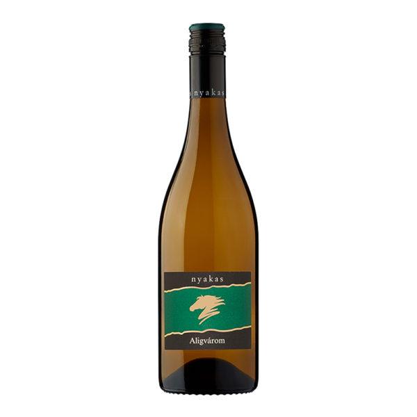 Nyakas Pince Budai Aligvárom 18 száraz fehér bor 075 1 vásárlás