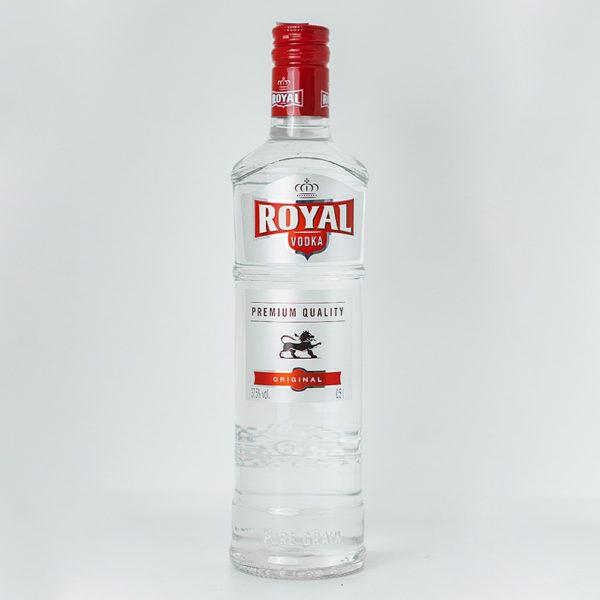 Royal vodka 05 375 vásárlás