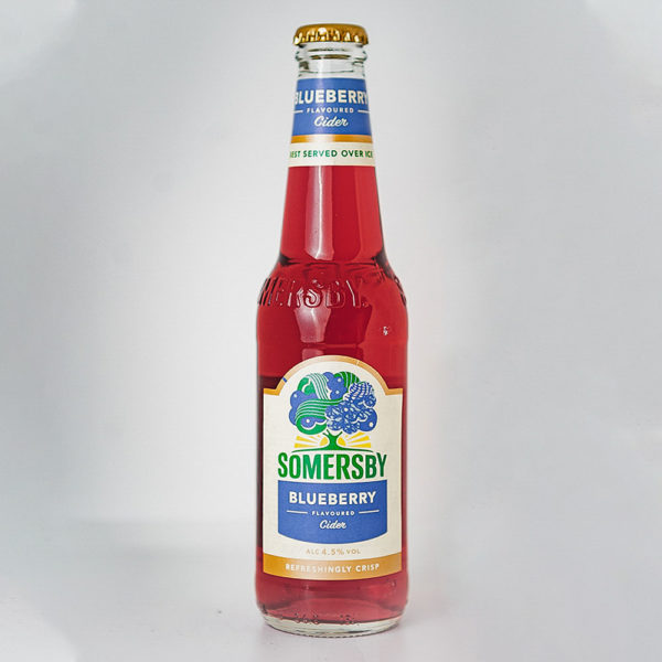 SOMERSBY cider Blueberry 033 45 vásárlás