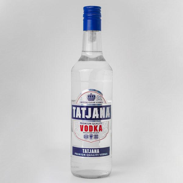 Tatjana Vodka 05 375 vásárlás
