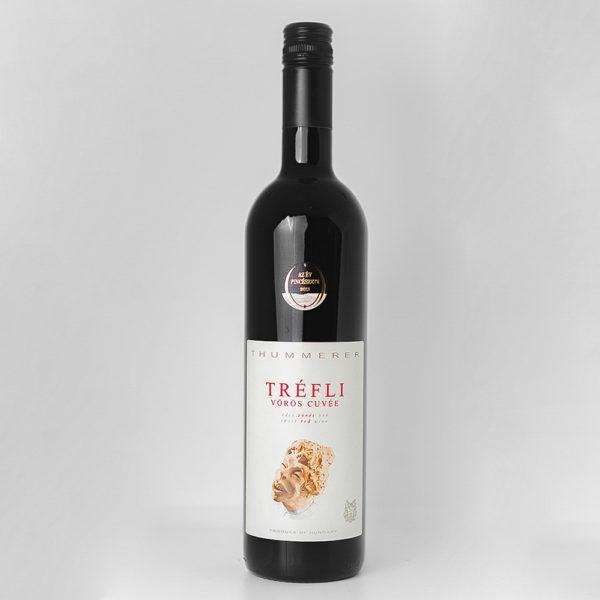 Thummerer Egri TRÉFLI cuvée 16 vörös édes 075 vásárlás