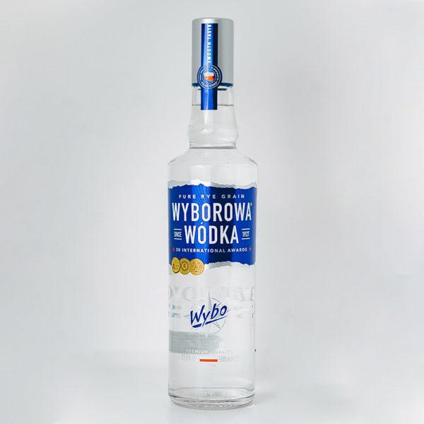 Wyborowa vodka 05 375 vásárlás