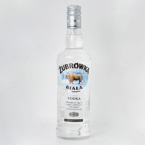 Zubrowka Biala vodka 05 375 vásárlás