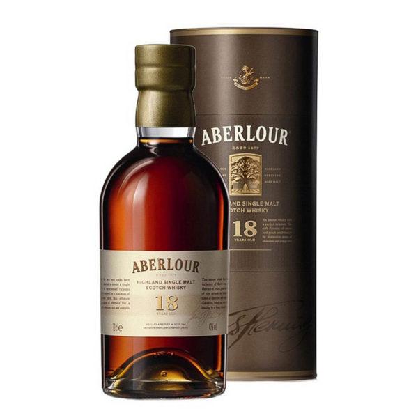 Aberlour 18 éves Single Malt whisky 05 dd. 43 vásárlás