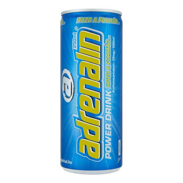 Adrenalin Powe Drink szénsavas ital 025 dobozos vásárlás