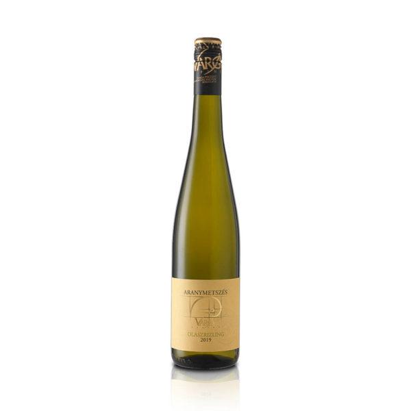 Aranymetszés Badacsonyi Olaszrizling száraz fehér bor 075 vásárlás