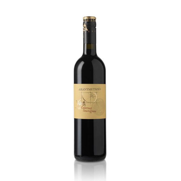 Aranymetszés Cabernet Sauvignon száraz vörös bor 075 vásárlás