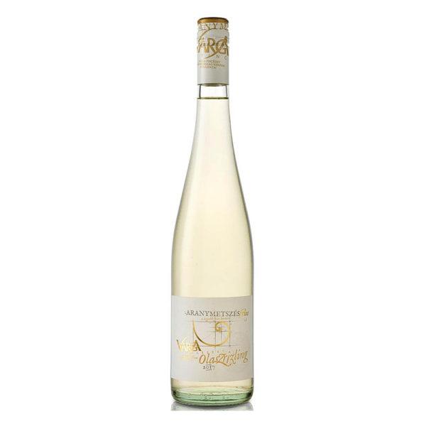 Aranymetszés Friss Olaszrizling száraz fehér bor 075 vásárlás
