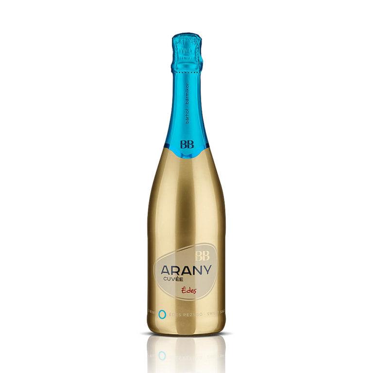 BB. Arany Cuvée fehér édes pezsgő 075 vásárlás