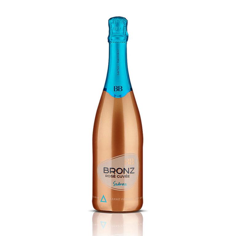 BB. Bronz Cuvée Rosé száraz pezsgő 075 vásárlás