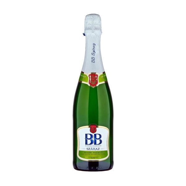 BB. Sec száraz fehér pezsgő 075 vásárlás
