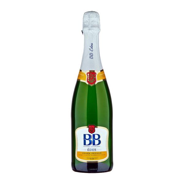 BB.Doux Édes fehér pezsgő 075 vásárlás