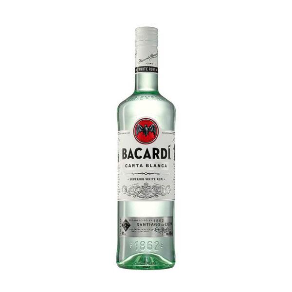 Bacardi Carta Blanca 07 fehér rum 375 vásárlás
