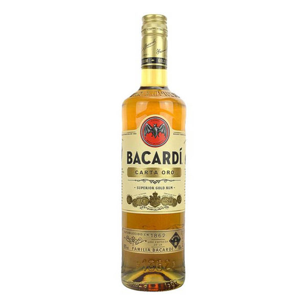 Bacardi Carta Oro 07 rum 375 vásárlás