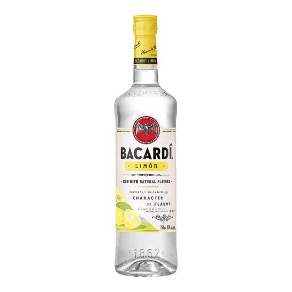 Bacardi Limon citrom 07 fehér rum 32 vásárlás