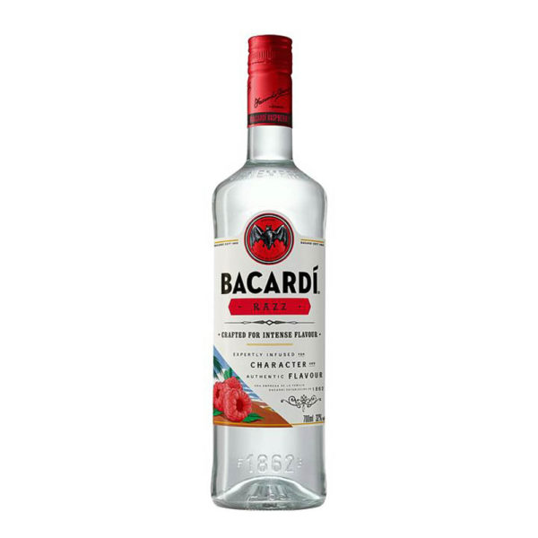 Bacardi Razz 07 rum 32 vásárlás