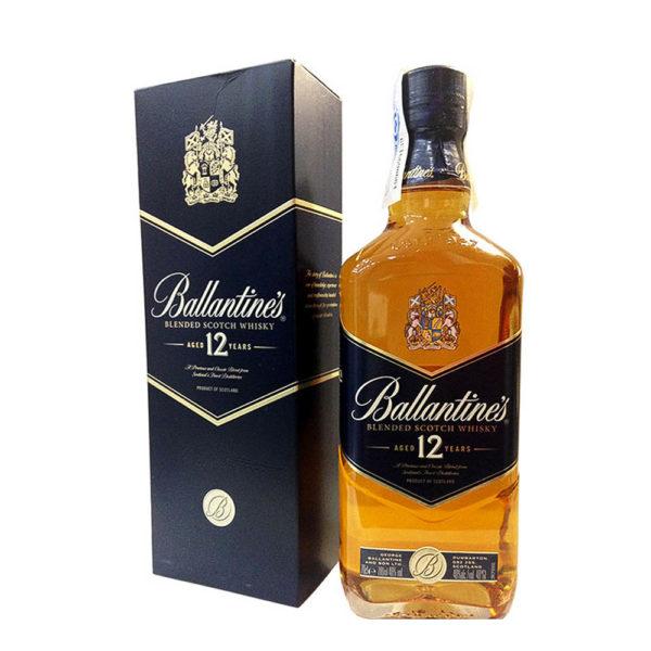 Ballantine s 12 éves whisky 07 pdd. 40 vásárlás