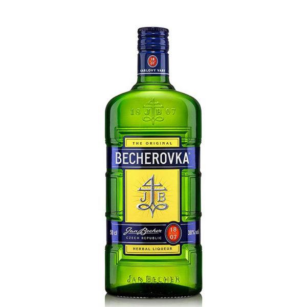 Becherovka 05 keserűlikőr 38 vásárlás