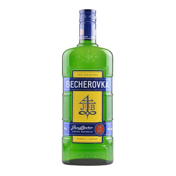Becherovka 07 keserűlikőr 38 vásárlás