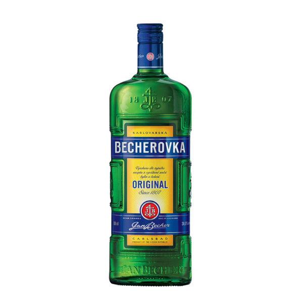 Becherovka 10 keserűlikőr 38 vásárlás