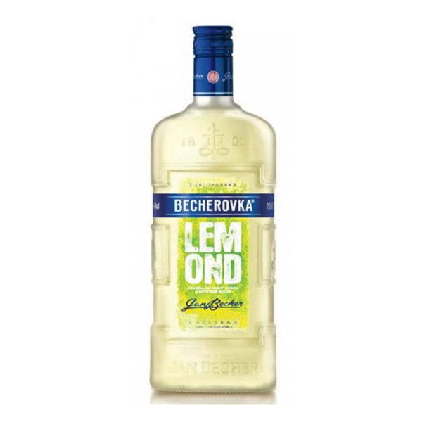 Becherovka Lemond 10 likőrspecialitás 20 vásárlás