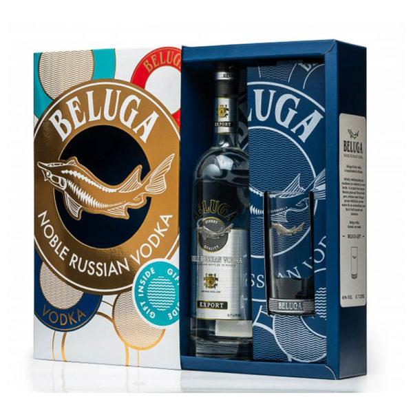 Beluga Noble 07 Vodka pdd. Highball pohár 40 vásárlás