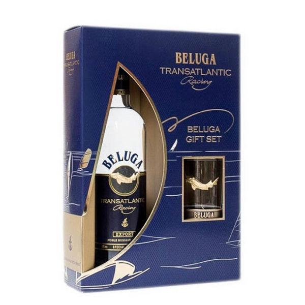 Beluga Transatlantic Racing Vodka 07 dd. pohár 40 vásárlás