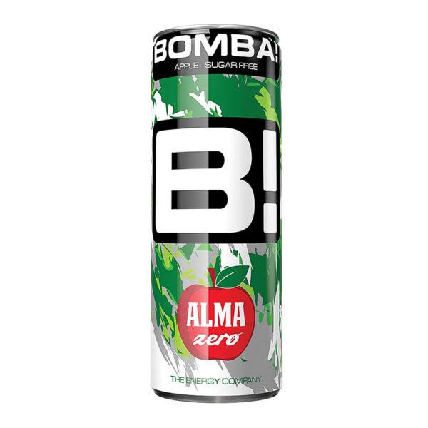 Bomba Alma Zero szénsavas ital 025 dobozos vásárlás
