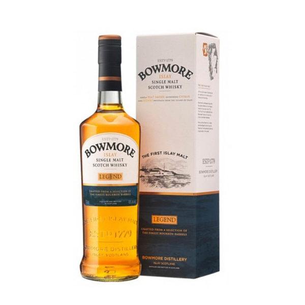 Bowmore Legend Single Malt whisky 07 pdd.40 vásárlás