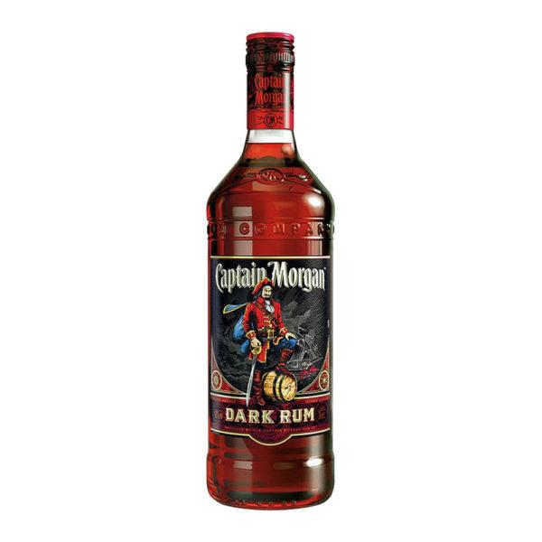 Captain Morgan Dark 07 rum 40 vásárlás