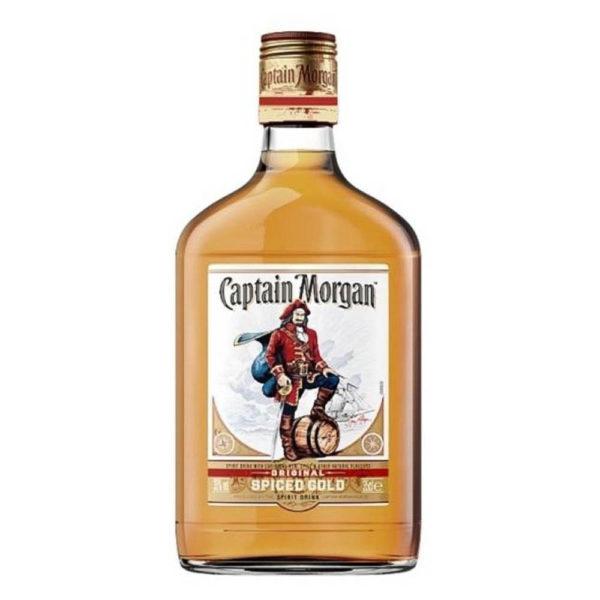 Captain Morgan Spiced Gold 02 rum 35 vásárlás