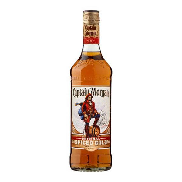 Captain Morgan Spiced Gold 07 rum 35 vásárlás