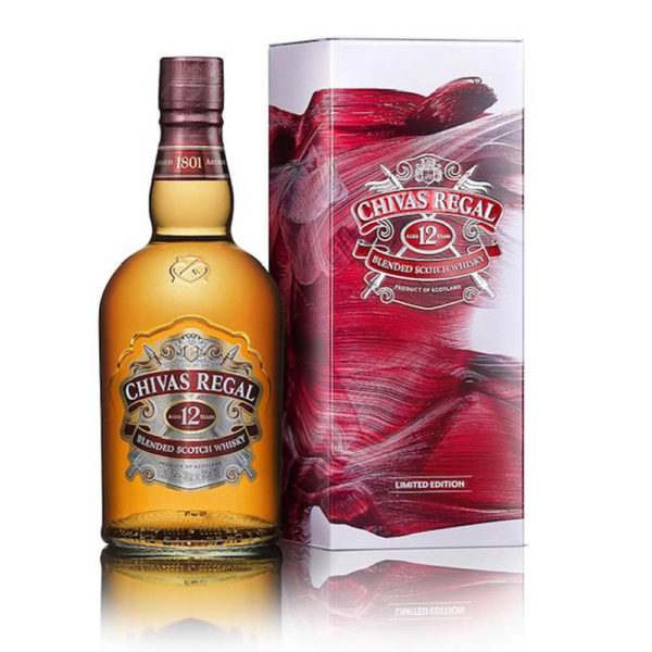 Chivas Regal 12 éves 07 fdd. whisky 40 vásárlás