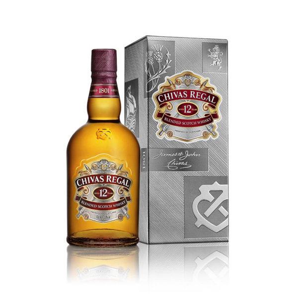 Chivas Regal 12 éves 07 pdd. whisky 40 vásárlás
