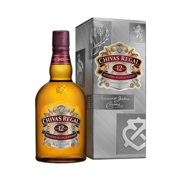 Chivas Regal 12 éves 10 pdd. whisky 40 vásárlás