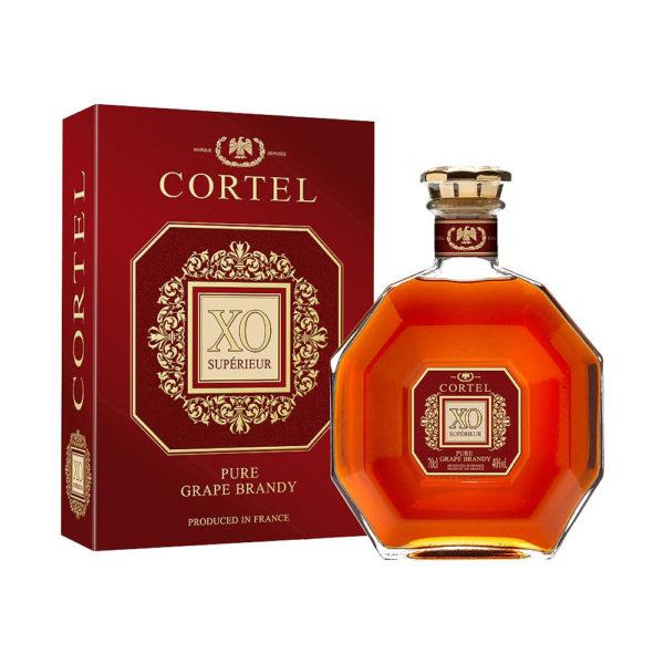 Cortel XO. Francia brandy 07 pdd. 40 vásárlás