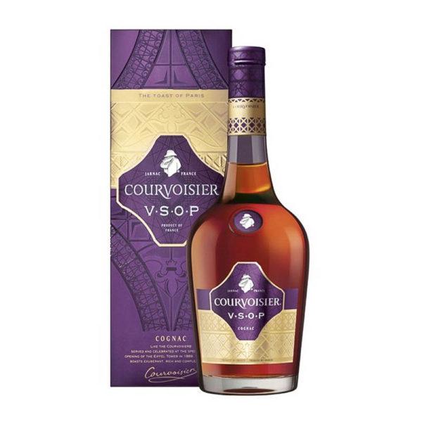 Courvoisier VSOP. konyak 07 pdd. 40 vásárlás