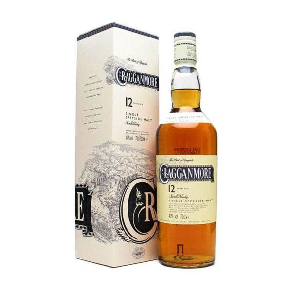 Cragganmore 12 éves Single Malt whisky 07pdd.40 vásárlás