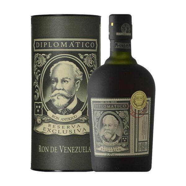 Diplomatico Reserva Exclusiva rum 07 pdd. 40 vásárlás