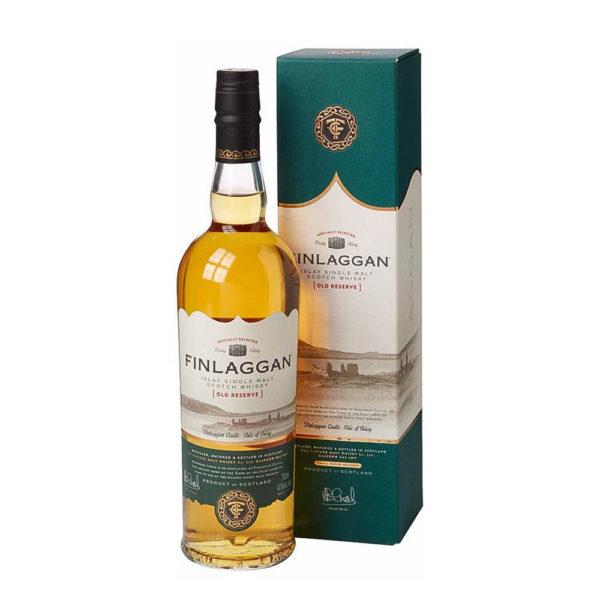 Finlaggan Old Reserve Single Malt whisky 07pdd. 40 vásárlás