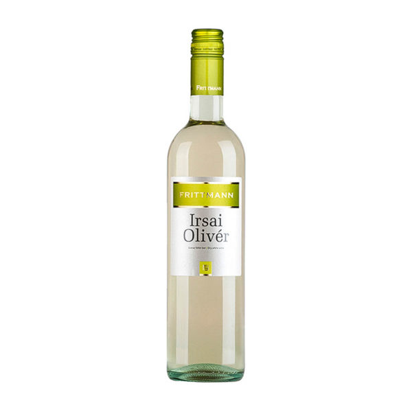 Frittmann Kunsági Irsai Olivér 2019 száraz fehér bor 075 vásárlás