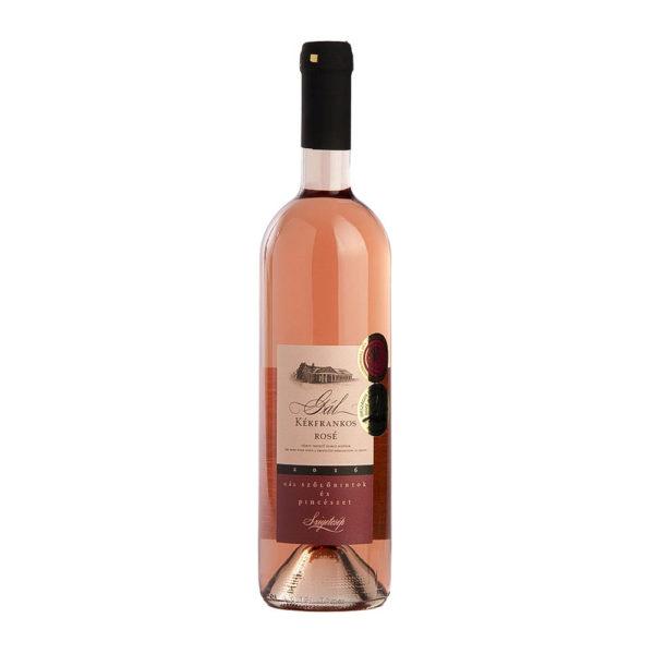 Gál Szőlőbirtok Kunsági Kékfrankos Rosé száraz bor 075 vásárlás
