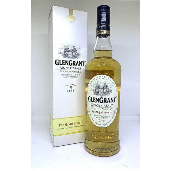Glen Grant Major s Reserve Single Malt whisky 075 pdd 40 vásárlás